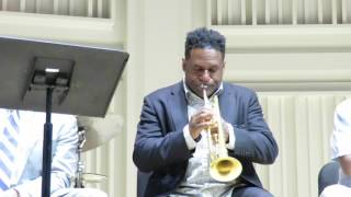Wynton Marsalis Octet - I'll Remember April  @ Bard 7/23/17