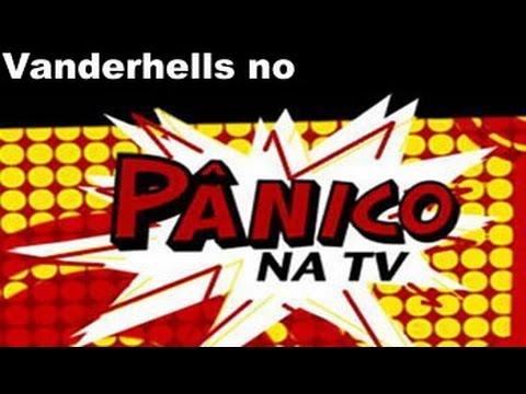 Vanderhells  e Caveira no Pânico na TV