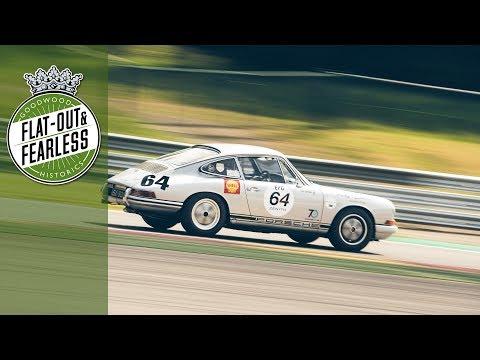 '60s Porsche 911 slides round spa for epic pole lap | on board