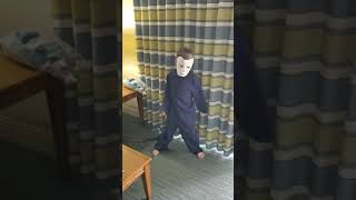Tiger wins the Master Michael Myers fortnite dance