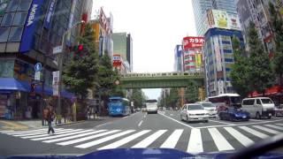 上海問屋「高感度ドライブレコーダー」昼間撮影サンプル