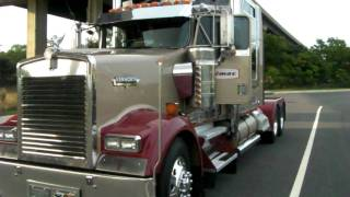 The best Kenworth 900 on the road