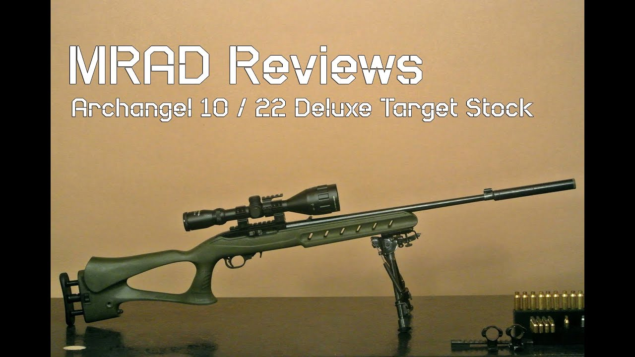 Review  Archangel 10  22 Deluxe Target Stock