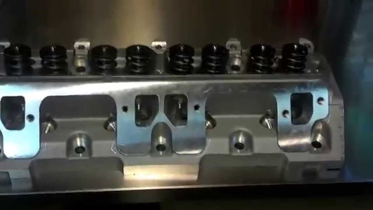 Procomp Aluminum CNC Heads and Top end Kit for SB Mopar Review