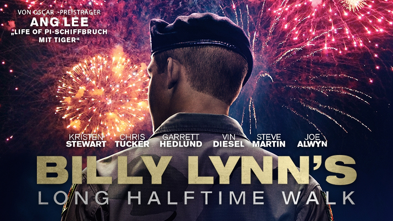 BILLY LYNNS LONG HALFTIME WALK | Trailer German Deutsch & Kritik ...