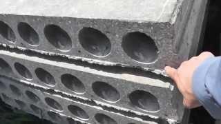Плиты перекрытия  что можно и что нельзя делать(Если вы используете плиты перекрытия в своем строительстве то вам будет не лишним знать что с ними можно..., 2015-06-03T08:19:19.000Z)