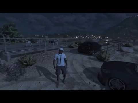 GTA 5 Online Camping tur med Krister