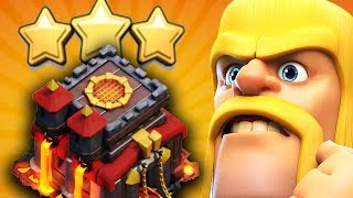 BEST TH10 ATTACK STRATEGIES by X-Loyal   Clash of Clans