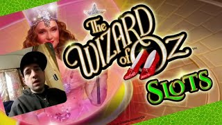 WIZARD OF OZ SLOTS CASINO by Zynga | Free Mobile Game | Android / Ios Gameplay Youtube YT Video Leon screenshot 4