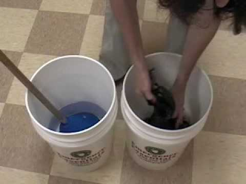 Mobile Washer (Hand Operated Washing Machine) - YouTube