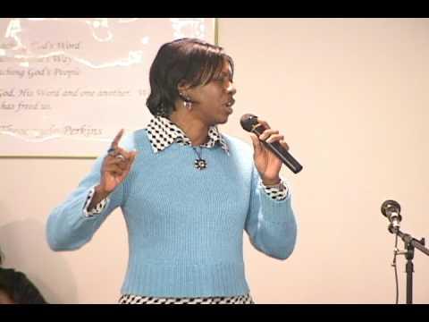 Evangelist Janet Evans