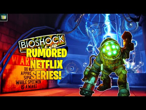 """""""BioShock Series Rumored To Be In The Works At Netflix"""" 