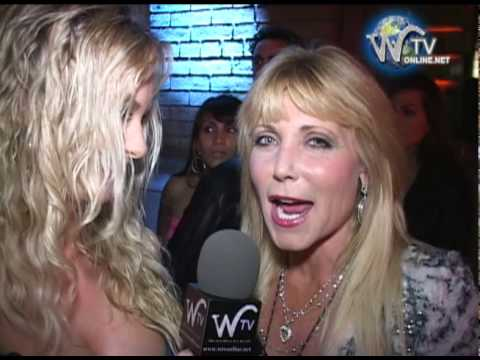 Sophie Turner  s Pamela BachHasselhoff at Gridlock 2010 New Years Eve bash  Exclusive!