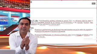 SECTION 37 [GENERAL DEDUCTION] || AMIT KUMAR CLASSES