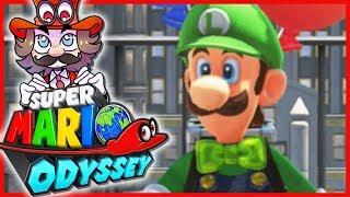 Luigis Ballon Jagd - Update! | 35 | SUPER MARIO ODYSSEY