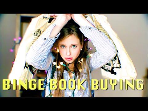 BINGE BOOK BUYING