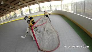 TAKO GRIP Tape- Hockey Blade Test