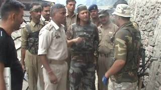 Video  coverage of Keshwan Kishtwar encounter in which LeT militant Salman was killed dated 4-8-2011