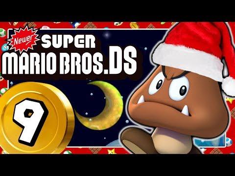 NEWER SUPER MARIO BROS. DS Part 9: Heiß-kalter Winter unter Sternenhimmel