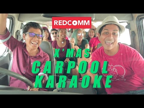 Carpool Karaoke Parody - It's Christmas , Memang best !
