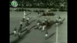 Springbok Try Nr: 137 - Hennie Muller (1953 - Australia, 1st Test, Ellis Park)
