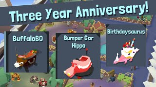 Rodeo Stampede #7 - 3rd Anniversary!