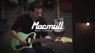 Macmull Stinger - Rock Rhythm Demo by Sharon Levi