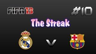 Fifa 13 The Streak #10 High Scoring