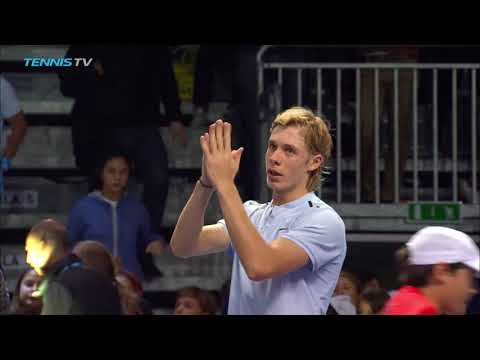 Chung upsets Rublev; Shapovalov gets first win | Next Gen ATP Finals 2017 Highlights Day 2
