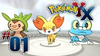 lets play pokemon x 3ds