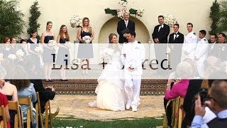 Lisa + Jared: La Jolla Wedding Highlights Film Thumbnail