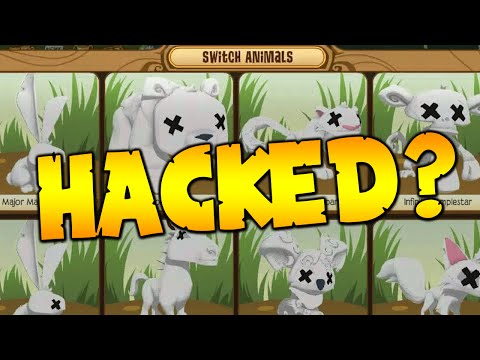 AJ IS BEING HACKED? (Animal Jam Update)