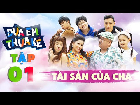 ĐỨA EM THỪA KẾ - Tập 01   Phim Gia Đình Việt 2021   Puka, Gin Tuấn Kiệt, Phát La, Thuận Nguyễn