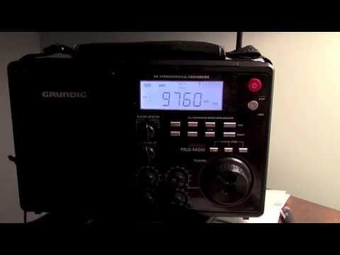 Reception of Radio Sultanate Oman