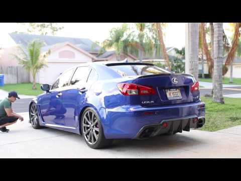 5 things I hate about my Lexus ISF