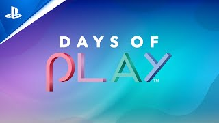 Days of Play 2021 | Endless Possibilities for Play