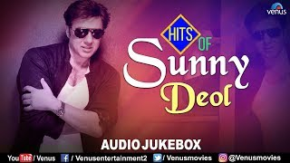 Hits Of Sunny Deol | 90's Best SuperHit Bollywood Songs | JUKEBOX
