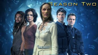STARGATE ATLANTIS: Season Two (2005-2006) TRAILER