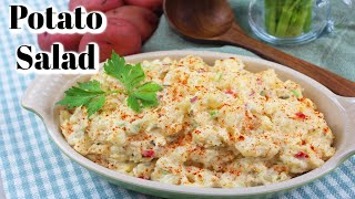 How To Make The World's BEST Potato Salad: Delicious Easy Potato Salad Recipe