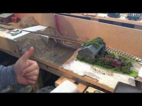 Building a Model Railway Live