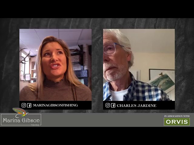 Marina Gibson chats to Charles Jardine about Fishing for Schools