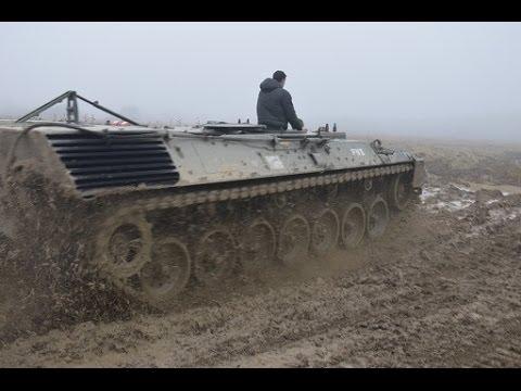 Leopard-Panzer schafft Biotope