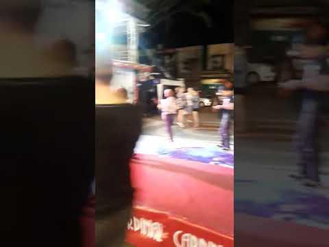 Bocah kecil  ,joged  Jaran Goyang @ garut kota  wisata
