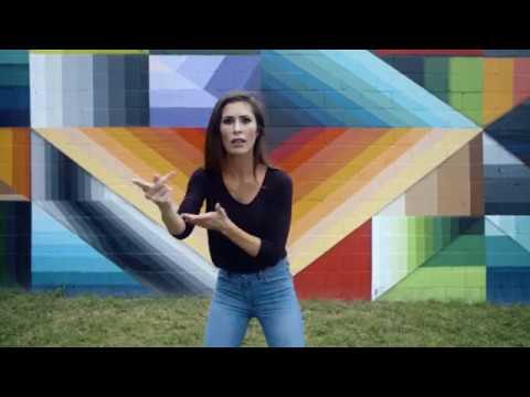 Brandon Heath - The Future Is Bright (Official American Sign Language Interpretation Video)