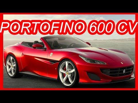 SLIDES #Ferrari #Portofino 2018 3.9 #V8 #Biturbo 600 cv 77,5 kgfm 320 kmh 0-100 kmh 3,5 s