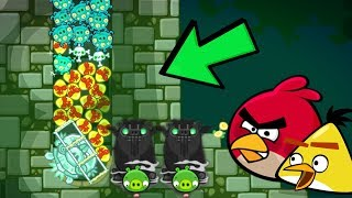 Bad Piggies - 30 DIFFERENT PIGGIES HIDING 30 ANGRY BIRDS