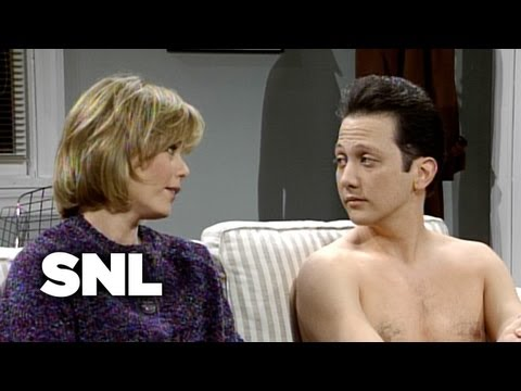 The Sensitive Naked Man - Saturday Night Live