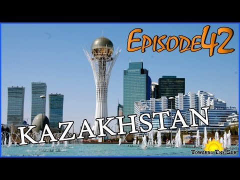 Kazakhstan by Hitchhiking. Shymkent, Almaty, Astana. Towards The Sun 42