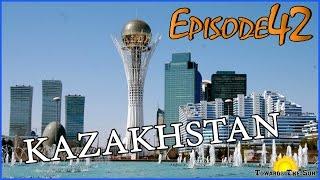 Kazakhstan by Hitchhiking. Shymkent, Almaty, Astana. Towards The Sun 42