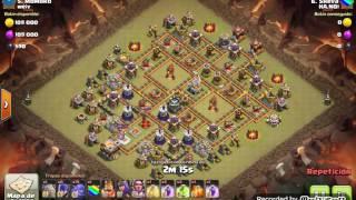 Th11 vs Th11: BoWi (Sheva - HA.NOI - Clash Of Clans)